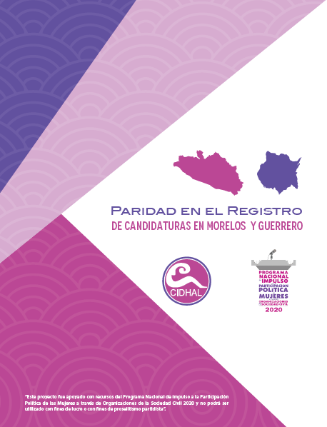 Candidaturas Morelos Guerrero